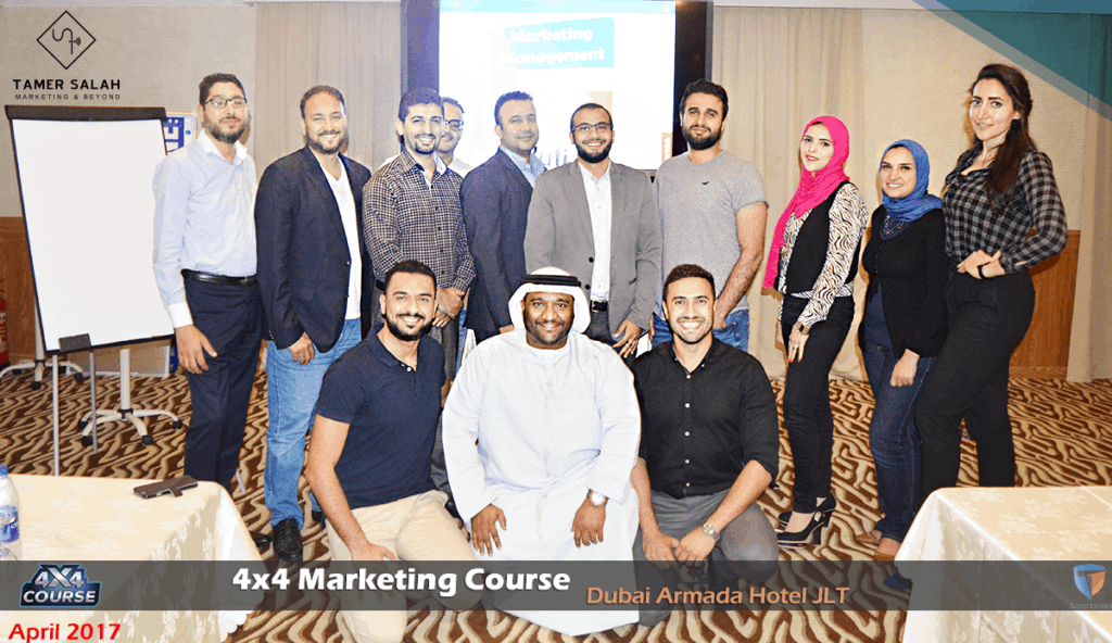 Marketing course dubai