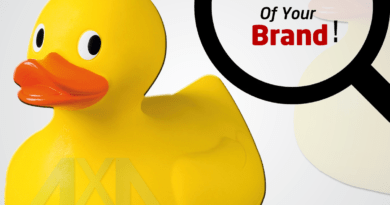 "Find the ""Duck"" of your Brand-  ايه علاقة البطَة بالبراند⁉️"