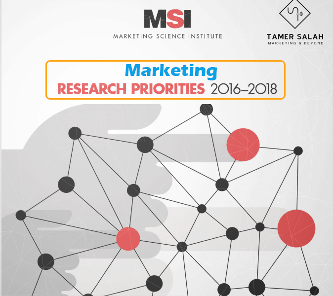 4P'sزهقت من ال ?! | Marketing Research Priorities