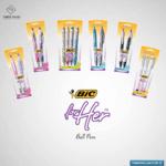 أقلام خاصة للسيدات | Bic Marketing Case