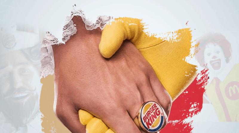 Burger King vs. McDonald's | امتى تطلب من العميل يروح للمنافس